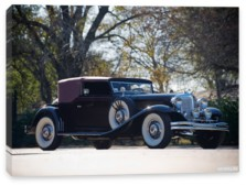 Chrysler, Chrysler CG Imperial Convertible Victoria by Waterhouse '1931