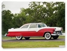 Ford, Ford Fairlane Crown Victoria Skyliner '1955