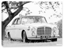 Rover, Rover P5 Coupe (Mark II) '1962-65