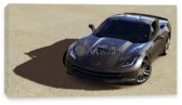 Corvette Stingray, Chevrolet Corvette Stingray (арт. am1711)