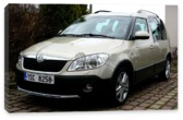 Roomster Scout, Skoda Roomster Scout (арт. am4463)