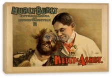 Реклама, Hurly-Burly Extravaganza and Refined Vaudeville, Kelly & Ashby