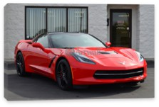 Corvette Stingray, Chevrolet Corvette Stingray