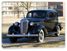 Buick, Buick Special Victoria Coupe (48) '1936