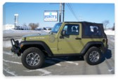 Wrangler 2D, Jeep Wrangler 2D (арт. am2013)