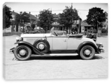 Buick, Buick Sport Roadster (8-94) '1931