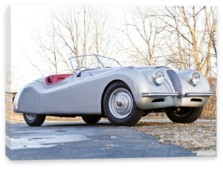 Jaguar, Jaguar XK120 Alloy Roadster '1949-54