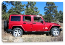 Wrangler 4D, Jeep Wrangler 4D (арт. am2014)