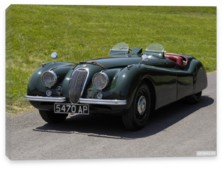 Jaguar, Jaguar XK120 Alloy Roadster '1950