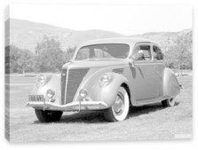 Lincoln, Lincoln Zephyr Coupe '1937