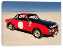 Lancia, Lancia Fulvia HF1600 Group 4 Works Rally Car '1971