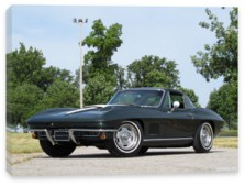 Corvette, Corvette Sting Ray Convertible (C2) '1965-66