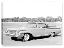 Mercury, Mercury Commuter Country Cruiser '1960