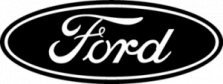 Ford, Наклейка «Ford Форд»