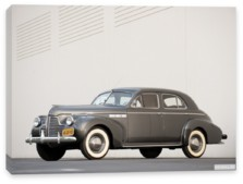 Buick, Buick Super Eight 4-door Sedan '1940-42