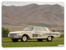 Ford, Ford Galaxie 406 Lightweight '1962