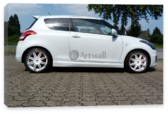 Swift 3D, Suzuki Swift 3D (арт. am2518)