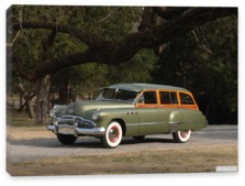 Buick, Buick Super Estate Wagon '1949