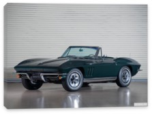 Corvette, Corvette Stingray 350 L82 (C3) '1974