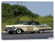 Mercury, Mercury Convertible Cruiser Indy 500 Pace Car '1957