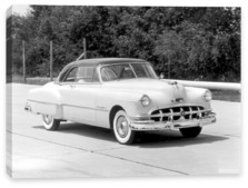 Pontiac, Pontiac Chieftain Convertible '1950