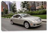 Continental Flying Spur, Bentley Continental Flying Spur