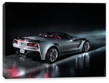 Corvette Stingray, Chevrolet Corvette кабрио VII (2016)