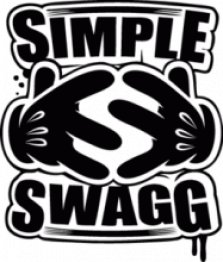 SWAG, Наклейка «Simple Swagg»