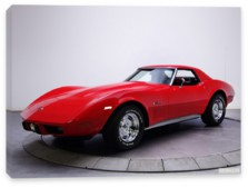 Corvette, Corvette Stingray Convertible (C3) '1969