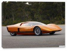 Holden, Holden Hurricane Concept Car '1969