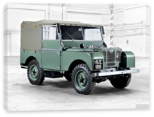 Land Rover, Land Rover Series I 80 Soft Top '1948-54