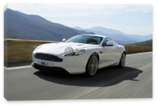 DB9 Coupe, Aston Martin DB9 Coupe