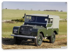 Land Rover, Land Rover Series I 80 Soft Top '1948-58