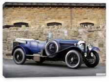 Bentley, Bentley 3 Litre Sports 4-seater Tourer '1921-27  1
