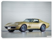 Corvette, Corvette Stingray L71 427 Convertible (C3) '1969