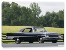 Ford, Ford Galaxie XL 401 Sunliner Convertible '1961