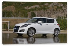 Swift 5D, Suzuki Swift 5D