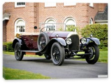 Bentley, Bentley 3 Litre Sports Tourer by Park Ward '1924