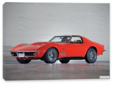 Corvette, Corvette Stingray L88 427 Convertible (C3) '1969