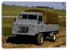 Land Rover, Land Rover Series II Forward Control '1962-74