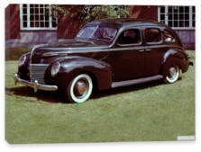 Mercury, Mercury Eight 4-door Sedan '1939