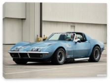 Corvette, Corvette Stingray L88 427 Coupe (C3) '1969