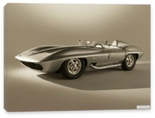 Corvette, Corvette Stingray Racer Concept Car '1959