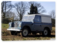 Land Rover, Land Rover Series III LWB '1971-85