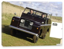 Land Rover, Land Rover Series III SWB Van '1971-85