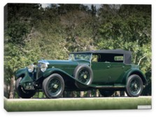 Bentley, Bentley 8 Litre Open Tourer by Harrison '1931