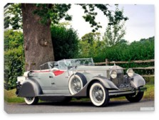 Rolls-Royce, Rolls-Royce Phantom Dual Cowl Sports Phaeton by Whittingham & Mitchel (II) '1930