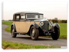 Bentley, Bentley 8 Litre Sedanca de Ville by Mulliner '1931
