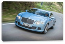 Continental GT, Bentley Continental GT