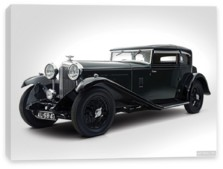 Bentley, Bentley 8 Litre Short Chassis Mayfair Fixed Head Coupe '1932
